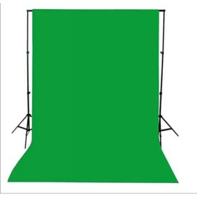 Φόντο υφασμάτινο Chromakey πράσινο