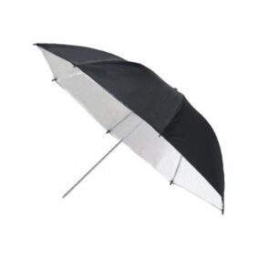 Jinbei ομπρέλα Μαύρη/Λευκή, 150cm