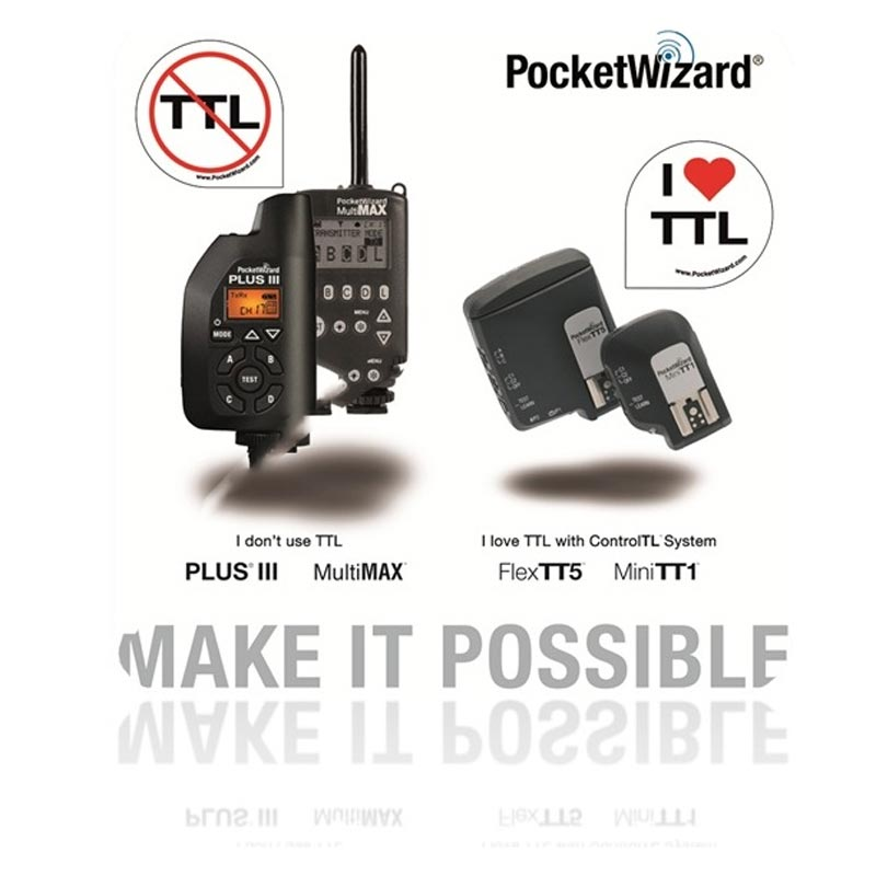 Pocket Wizard Mini TT1C