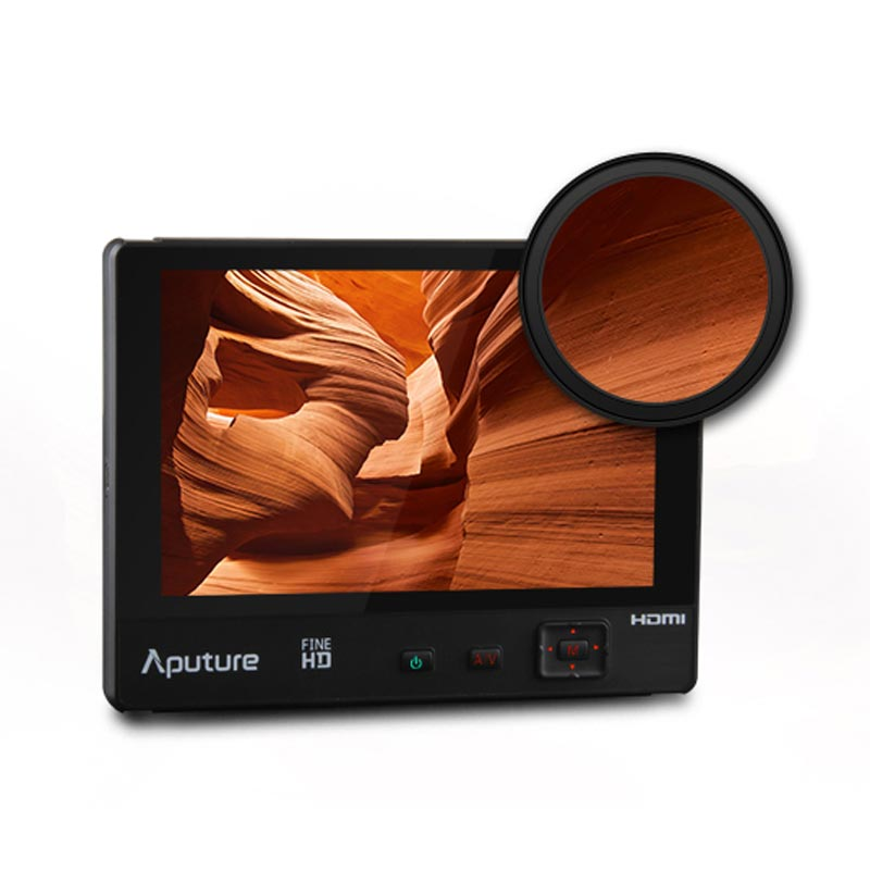 APUTURE VS1 Fine HD