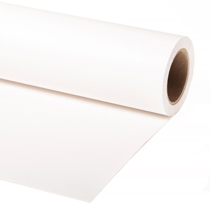 Manfrotto 9050 Χάρτινο Φόντο 2.72x11m Λευκό