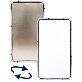 Lastolite Skylite Rapid Cover Medium 1.1x2m Silver/White