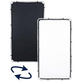 Lastolite Skylite Rapid Cover Medium 1.1x2m Black/White