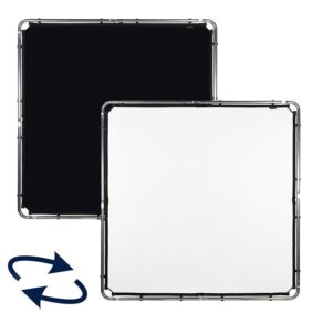 Lastolite Skylite Rapid Cover Midi 1.5x1.5m Black/White