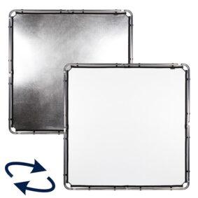 Lastolite Skylite Rapid Cover Midi 1.5x1.5m Silver/White