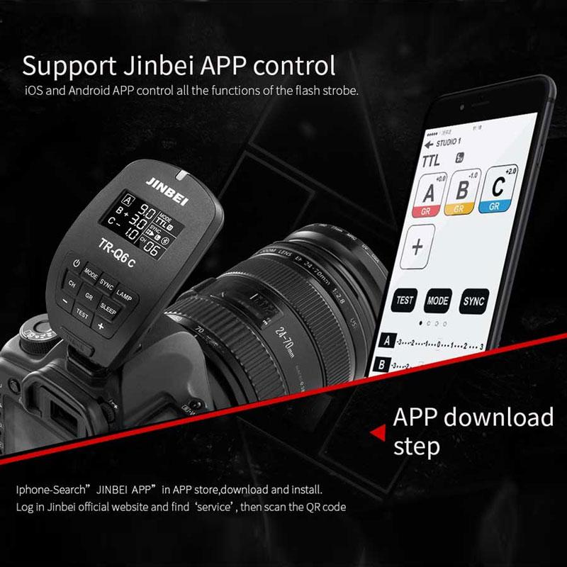 Jinbei HD400TTL