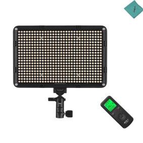 Viltrox D640T LED