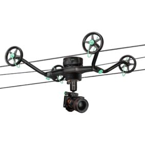 Syrp Slingshot Pan Track Cable Cam - Indie Kit (50m)