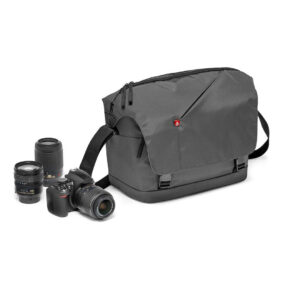 Manfrotto NX Messenger V2 Γκρι-01