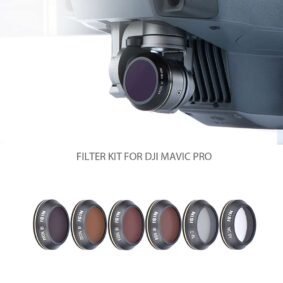 NISI Filter kit DJI Mavic Pro