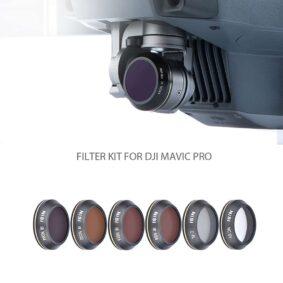 NISI Filter kit DJI Mavic Pro