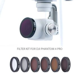 NISI Filter kit DJI Phantom 4 Pro