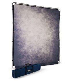 EzyFrame Vintage Background 2x2.3m Smoke