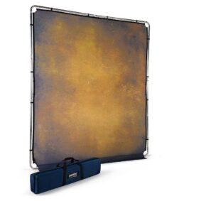 Lastolite EzyFrame Vintage Background 2x2.3m Tobacco