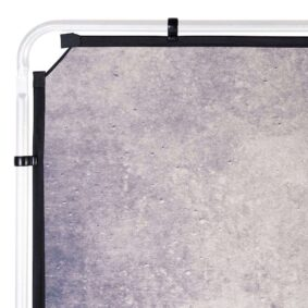 Lastolite EzyFrame Vintage Cover Background 2x2.3m Smoke