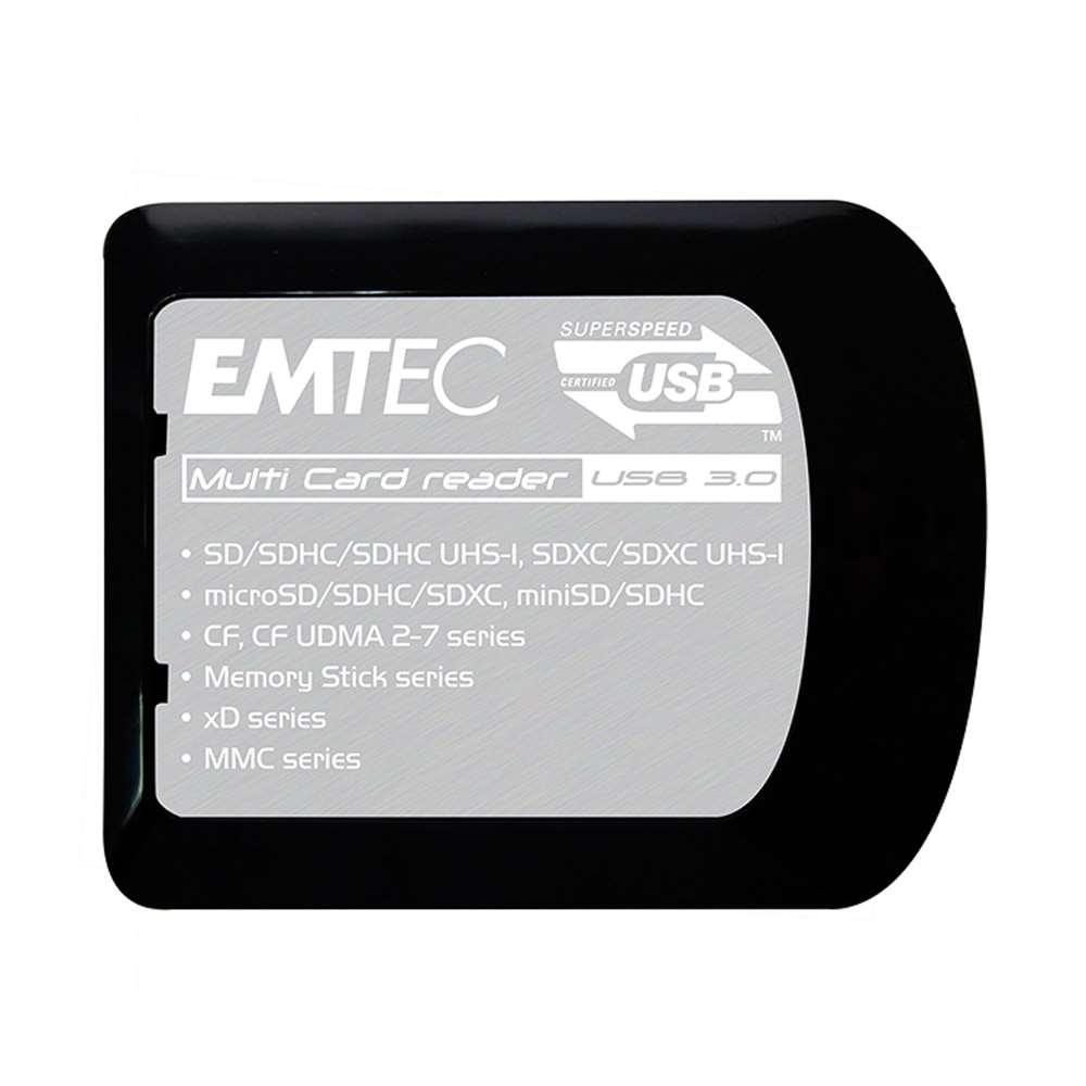 EMTEC USB 3.0 Multi Card Reader
