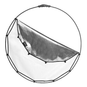 Lastolite HaloCompact Refl 82cm Silver-White