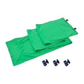 Lastolite StudioLink Chroma Key Green Connection Kit 3m