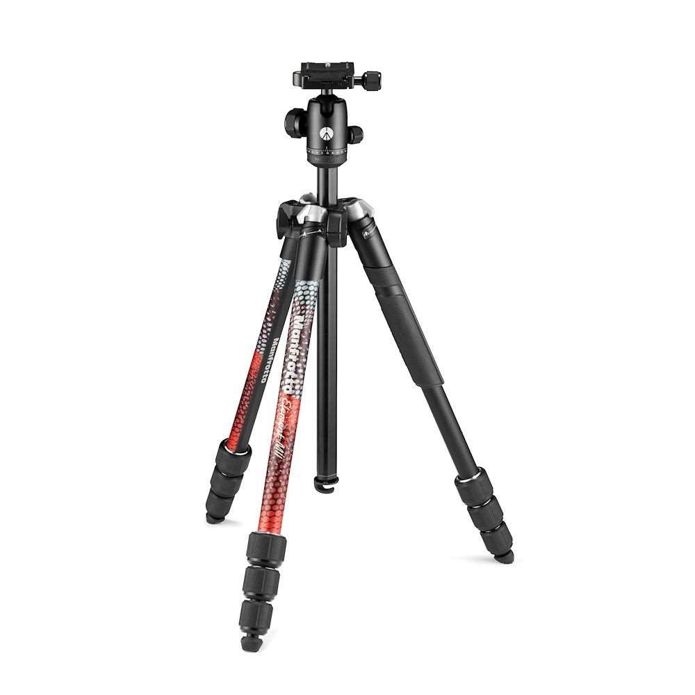 Manfrotto Element MII Alu Red