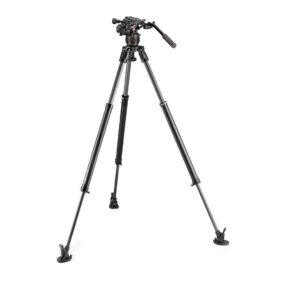 Manfrotto Nitrotech 608 and 635 Fast Single Leg Carbon