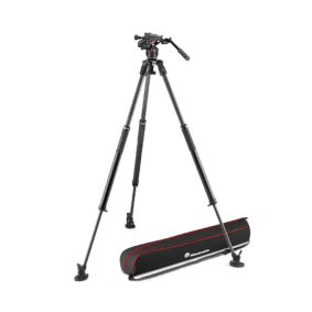 Manfrotto Nitrotech 612 and 635 Single Leg Carbon