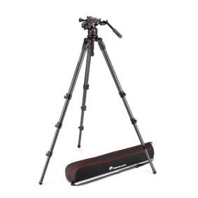 Manfrotto Nitrotech 612 and CF Tall Single Legs