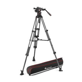 Manfrotto Nitrotech 612 and CF twin leg ms