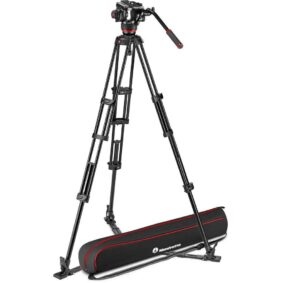 Manfrotto 504X & Alu Twin GS