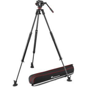 Manfrotto 504X & CF Fast Single Leg
