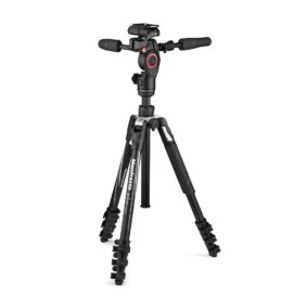 Manfrotto Befree 3Way Live Adv Al Lev BK