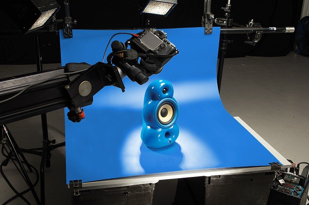 Colorama Colormatt 100x130cm, ELECTRIC