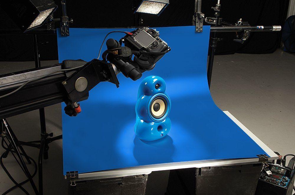 Colorama Colormatt 100x130cm, ROYAL BLUE