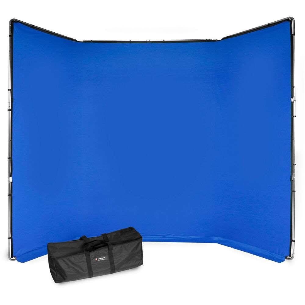 Manfrotto Chroma Key FX Background Blue