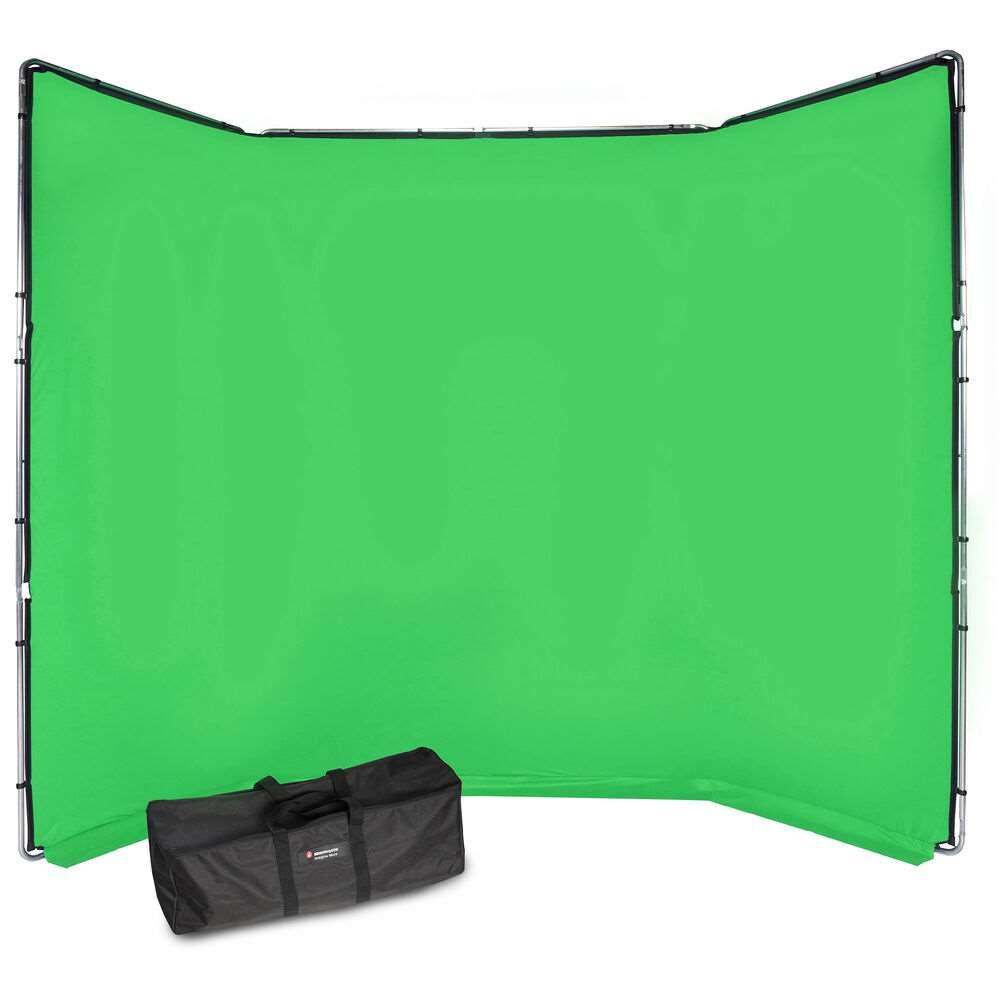 Manfrotto Chroma Key FX Background Green
