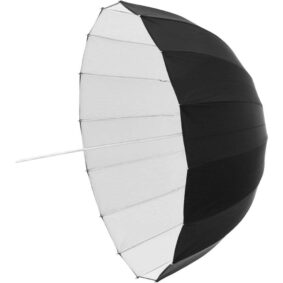 Jinbei Deep Focus Umbrella, Λευκή/Μαύρη, 130cm
