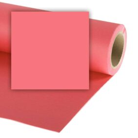 Colorama 1.35x11m CORAL PINK