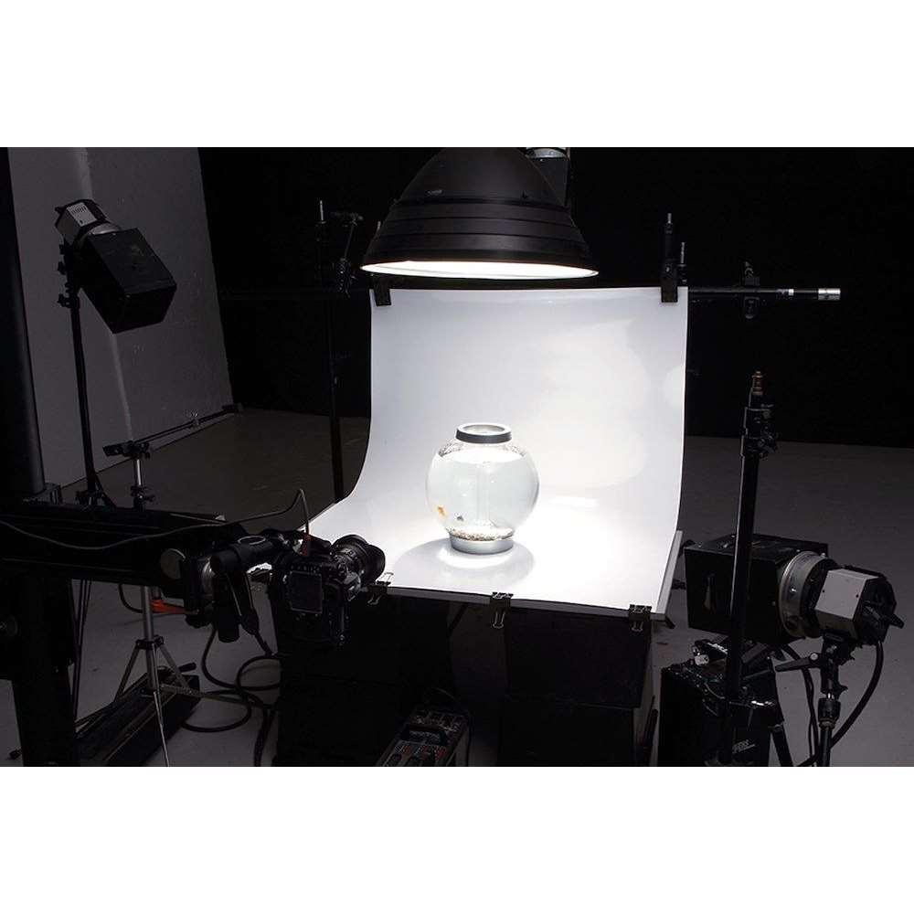 Colorama Colorgloss PVC 100x130cm SUPER WHITE