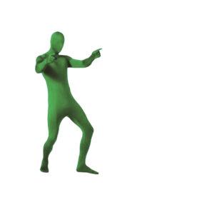 Luminus αόρατη πράσινη φόρμα unisex