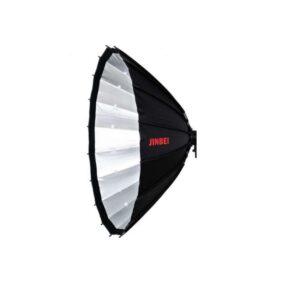 Jinbei Deep Reflective Softbox 140cm κυψέλη zoom