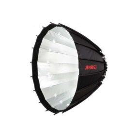 Jinbei Deep Reflective Softbox 90cm με κυψέλη
